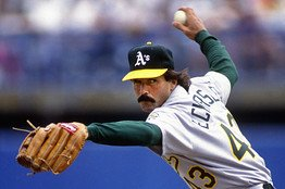 Chicago Cubs trade seemingly over-the-hill pitcher Dennis Eckersley to the Oakland A's